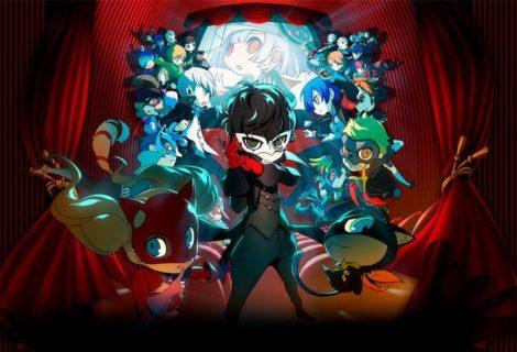 Persona Q2: New Cinema Labyrinth: Iniziare al top