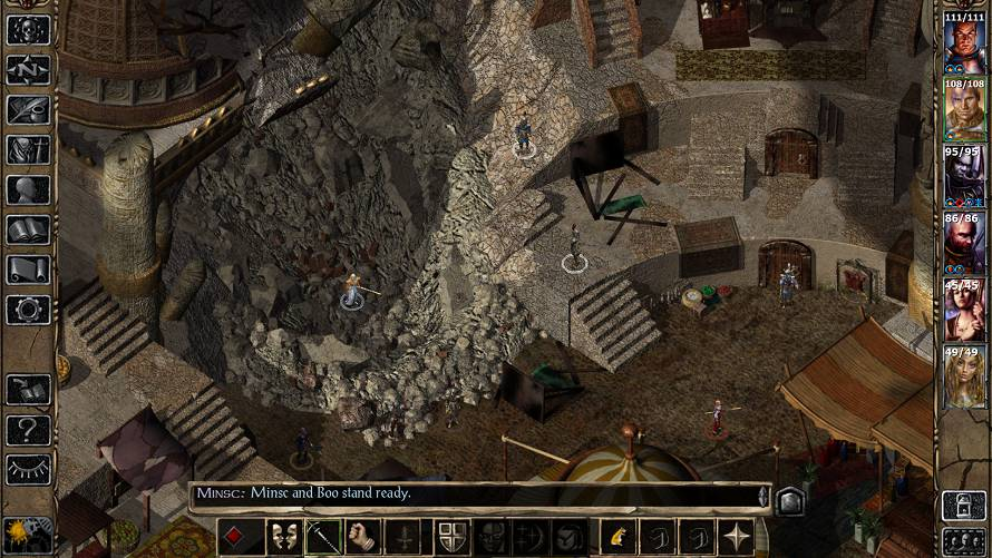"BeamDog: ""Baldur's Gate arriverà su Switch"""