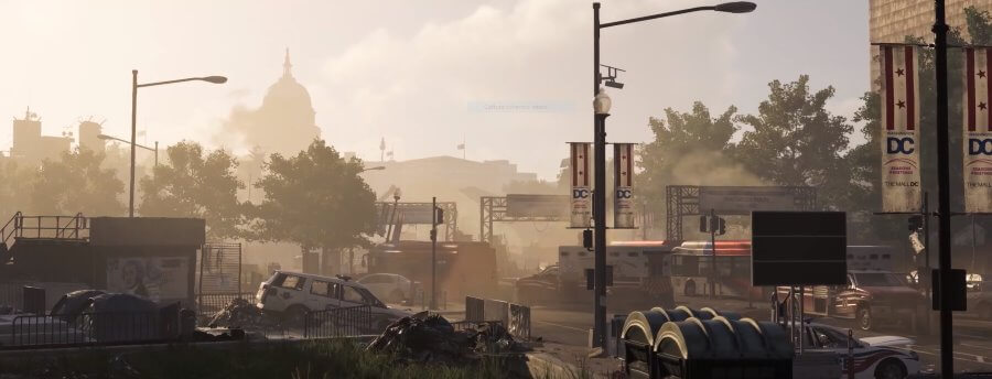 The Division 2 zone nere