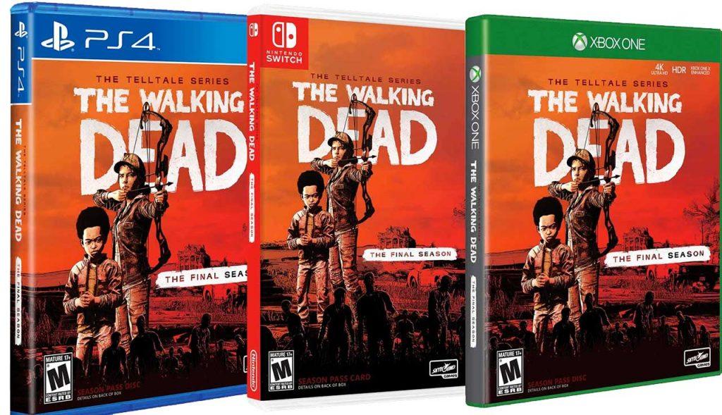 The Walking Dead: The Final Season Episodio 4
