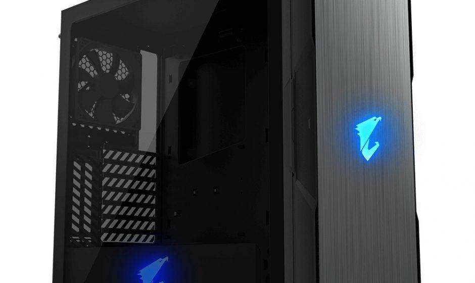 Gigabyte presenta Aorus AC300 Glass