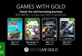 Games With Gold: rivelati i titoli di marzo