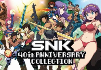 SNK 40th Anniversary Collection disponibile su Playstation 4