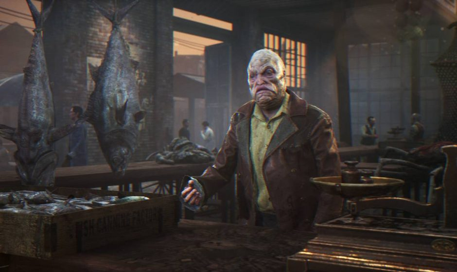 "The Sinking City: online il trailer ""A Delicate Matters"""
