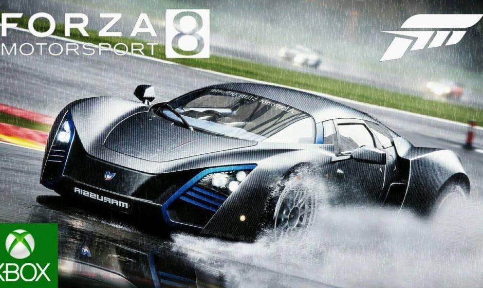 Forza Motorsport 8: lo sviluppo è ufficialmente partito
