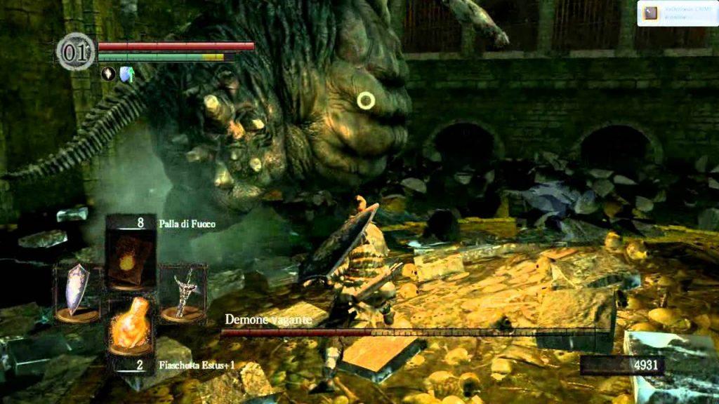 Dark Souls Demone Vagante