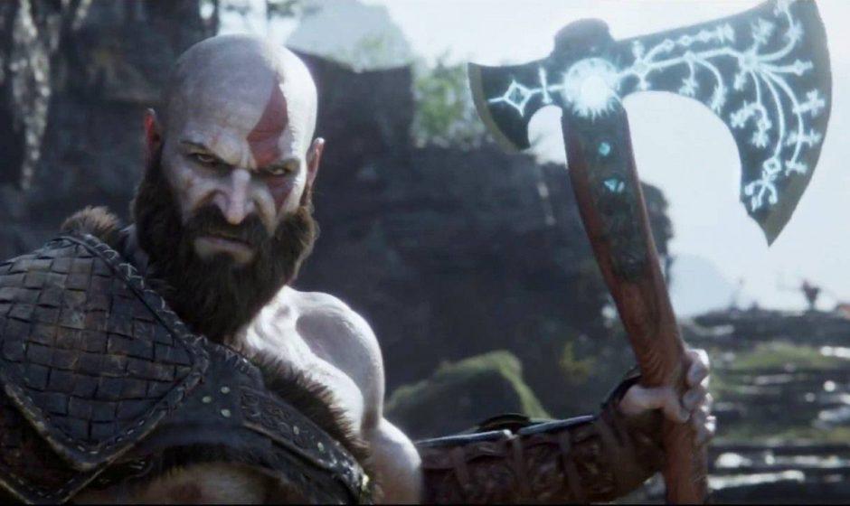God of War è il Game of The Year alla GDC Awards