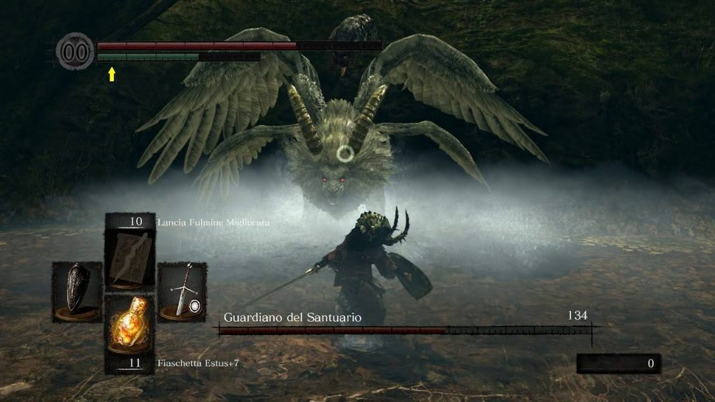 Dark Souls boss