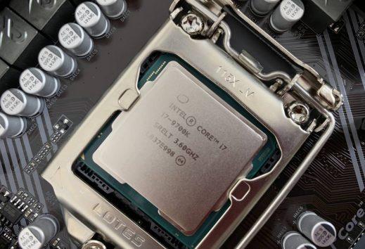 Intel Core I7 9700K - Recensione