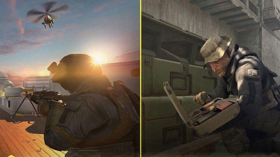 Call of Duty arriva su mobile