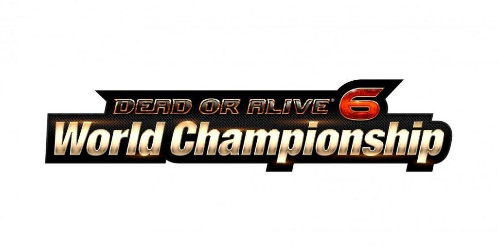 Dead or Alive 6 World Championship