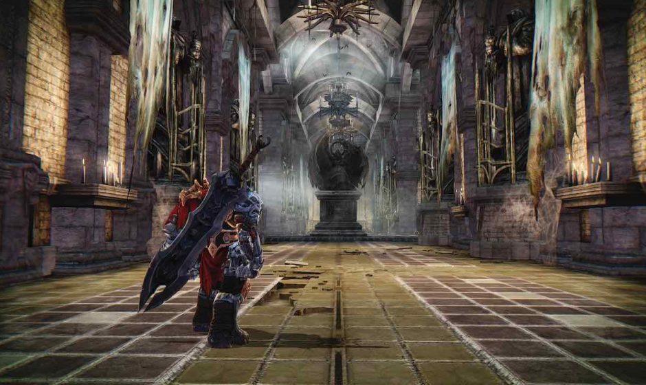 Darksiders: ecco a confronto le modalità di visualizzazione su Switch
