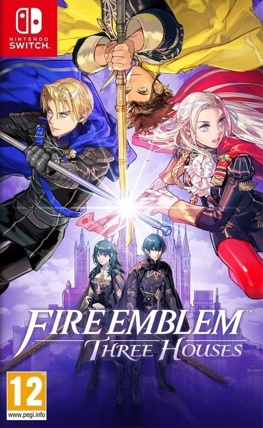 Cover Fire Emblem: Three Houses