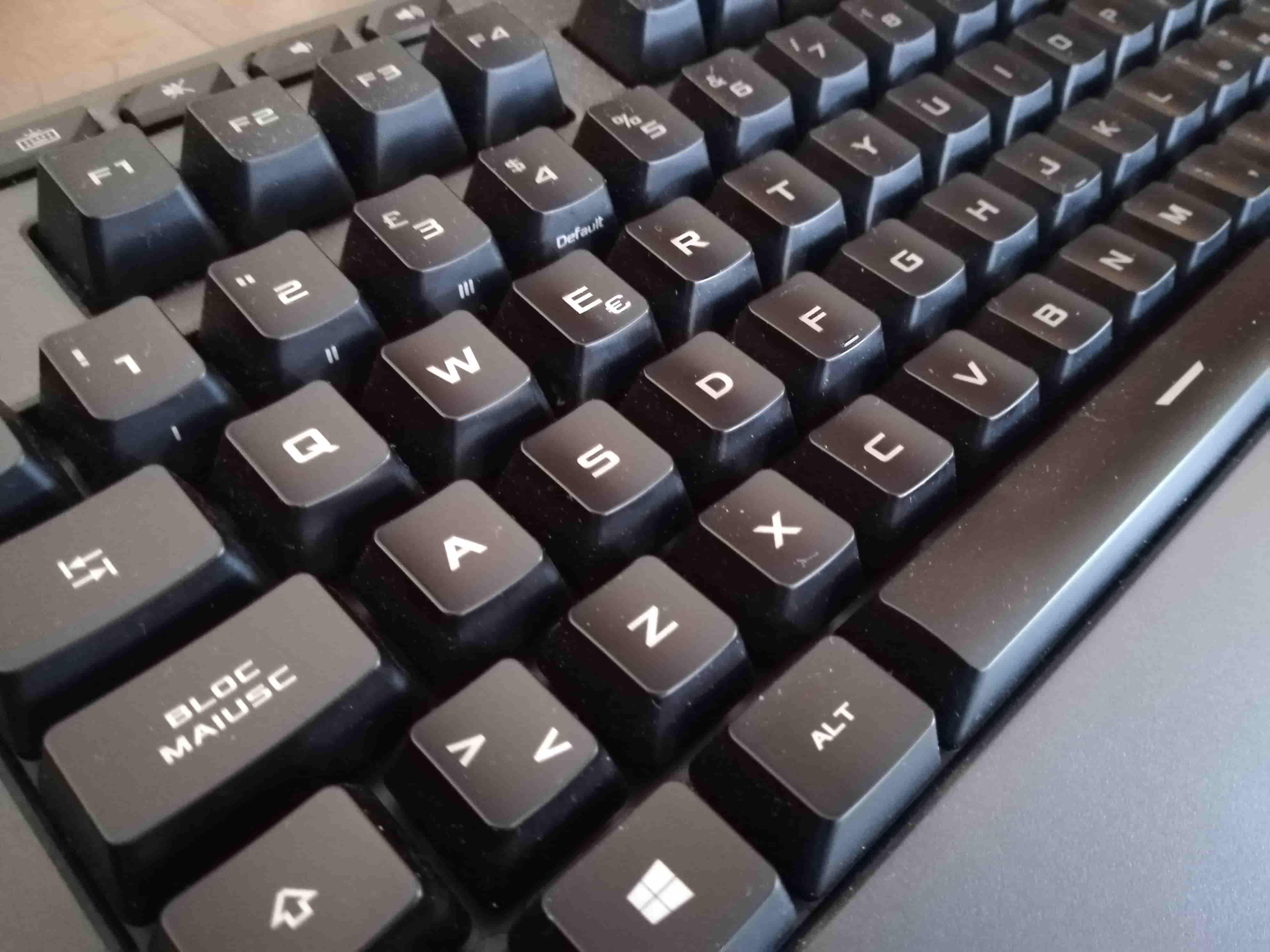 ASUS TUF Gaming K5 RGB