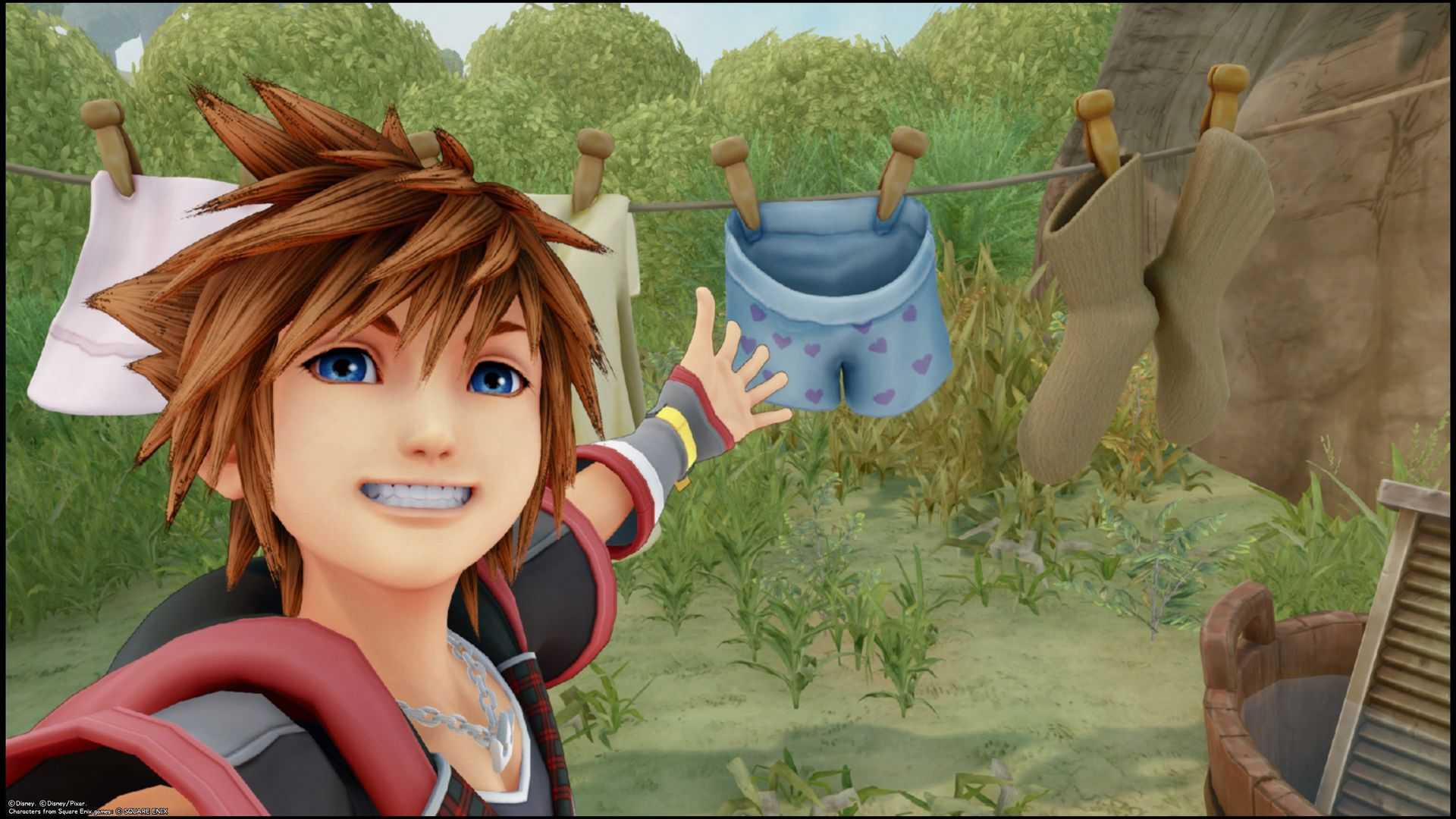 Kingdom Hearts Winnie Pooh