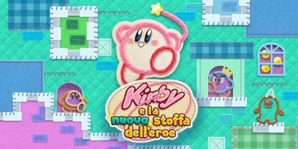 Kirby e la Nuova Stoffa dell'Eroe – Recensione