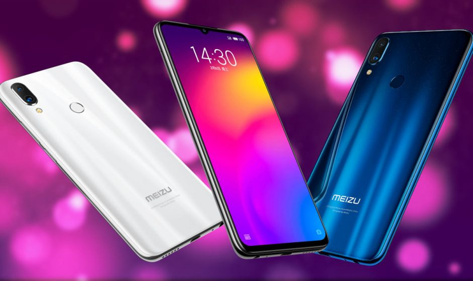 Meizu Note 9 ufficiale: specifiche tecniche