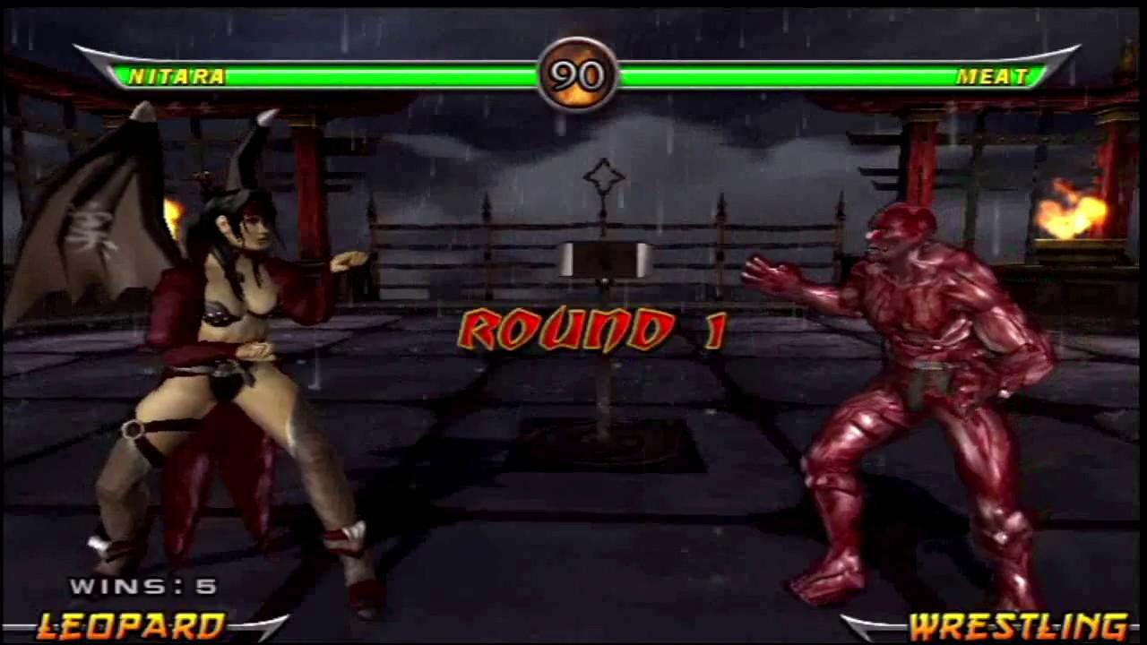 Mortal Kombat Armageddon