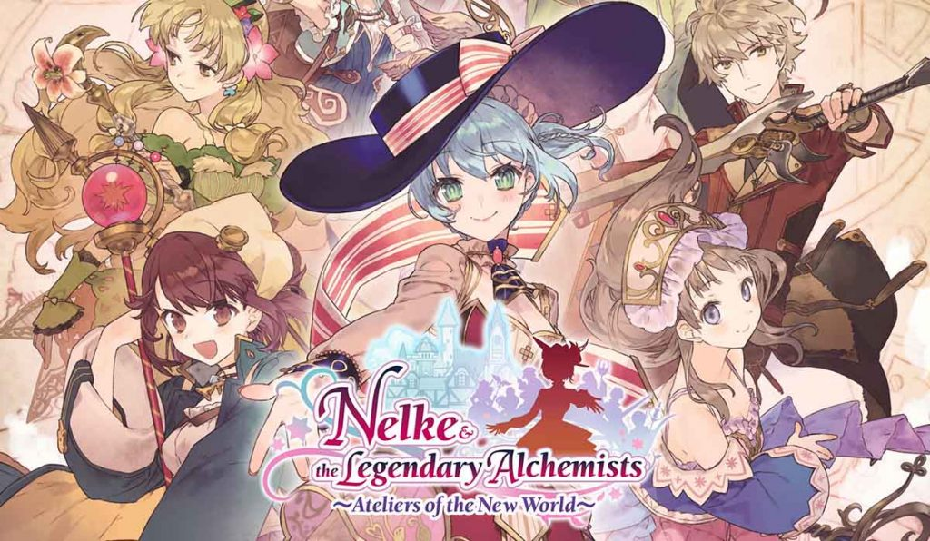 Nelke & The Legendary Alchemist Ateliers Of The New World