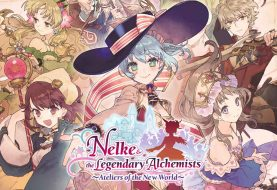 Nelke And The Legendary Alchemists: Atelier Of The New World