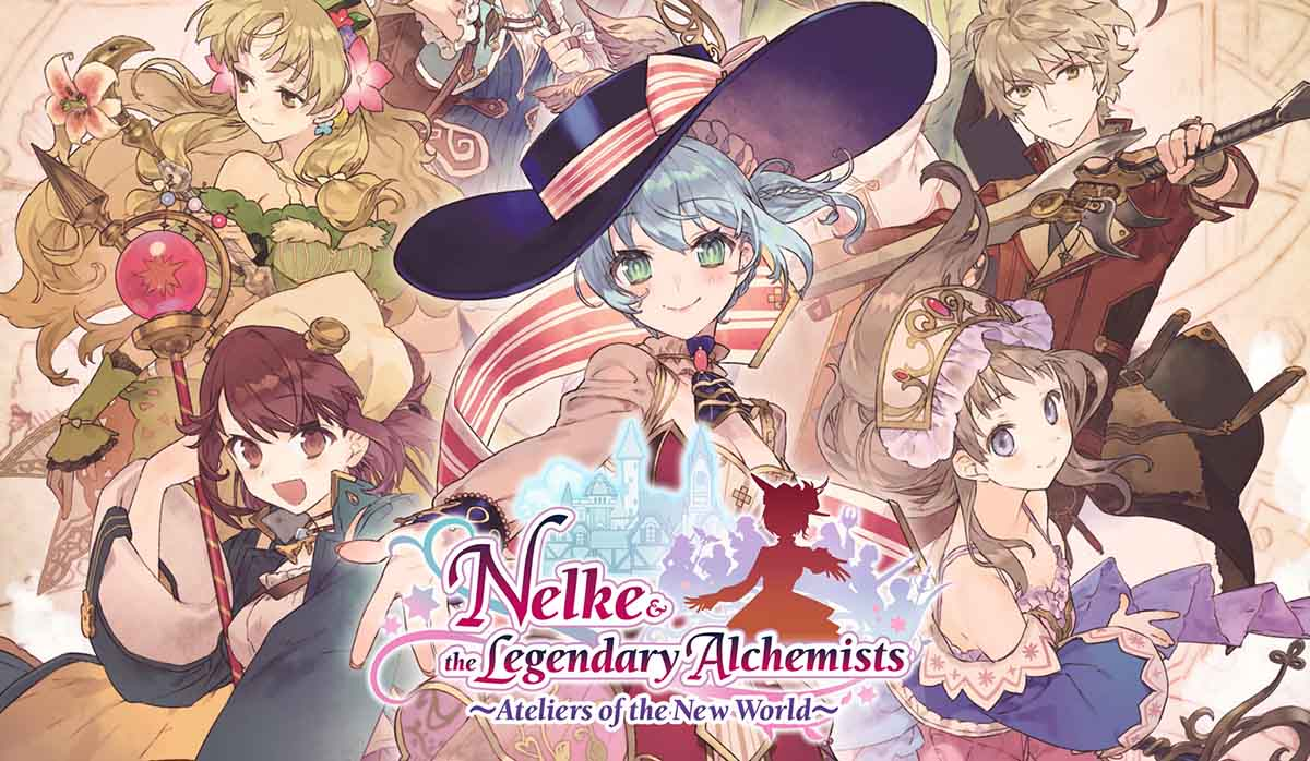 Nelke & The Legendary Alchemists: Ateliers Of The New World – Recensione