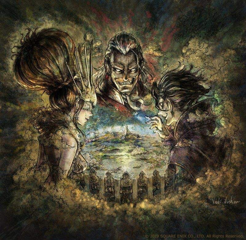 Octopath Traveler: Conquerors of the Continent
