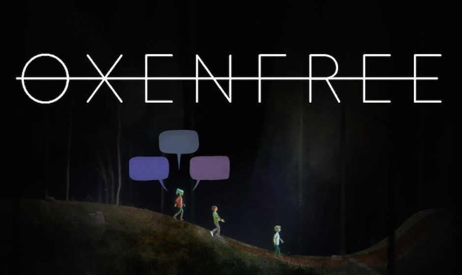Oxenfree è disponibile gratuitamente sull'Epic Store!