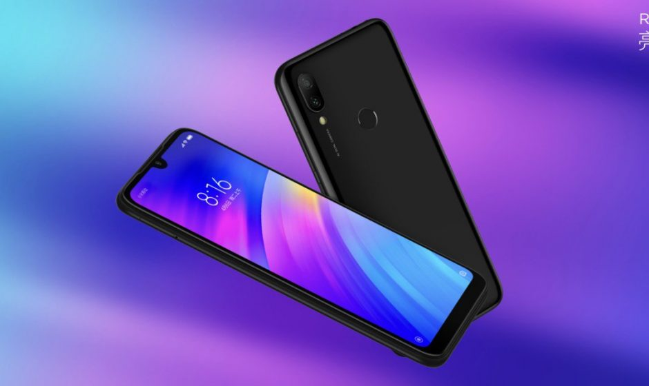 Redmi 7 ufficiale: specifiche tecniche
