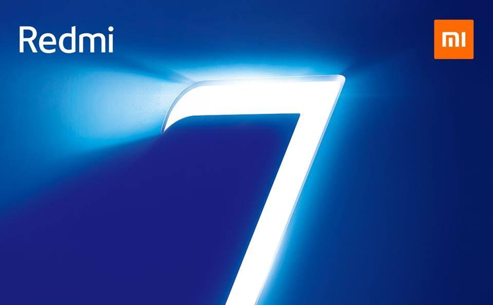 Redmi 7 Logo