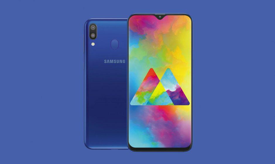 Samsung Galaxy M20 in vendita: specifiche tecniche