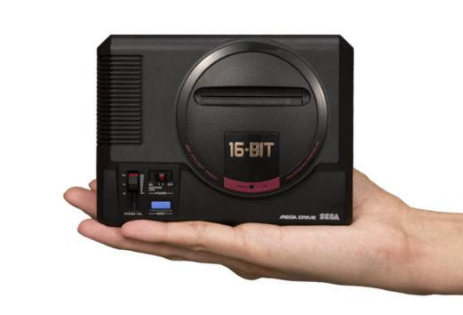 SEGA Mega Drive Mini: La lista completa dei giochi
