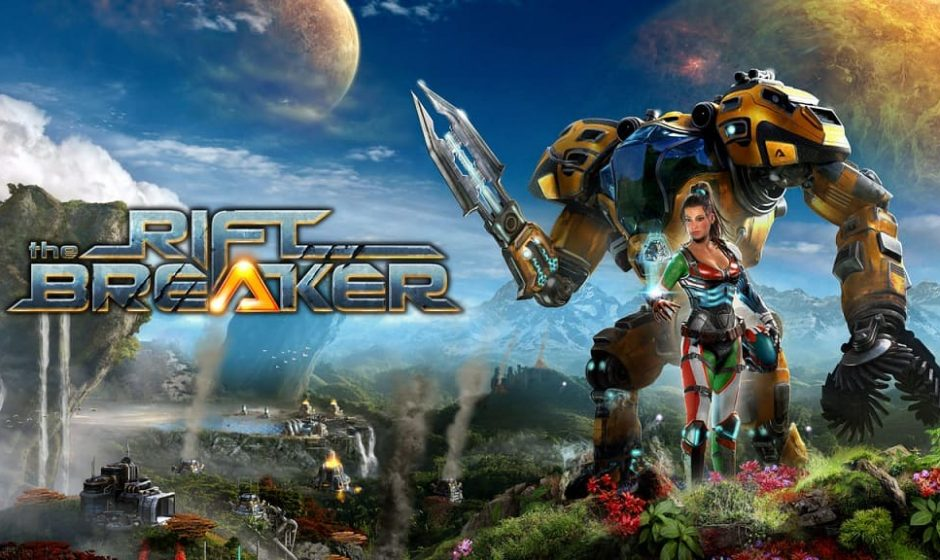 The Riftbreaker: pubblicato trailer di annuncio ufficiale