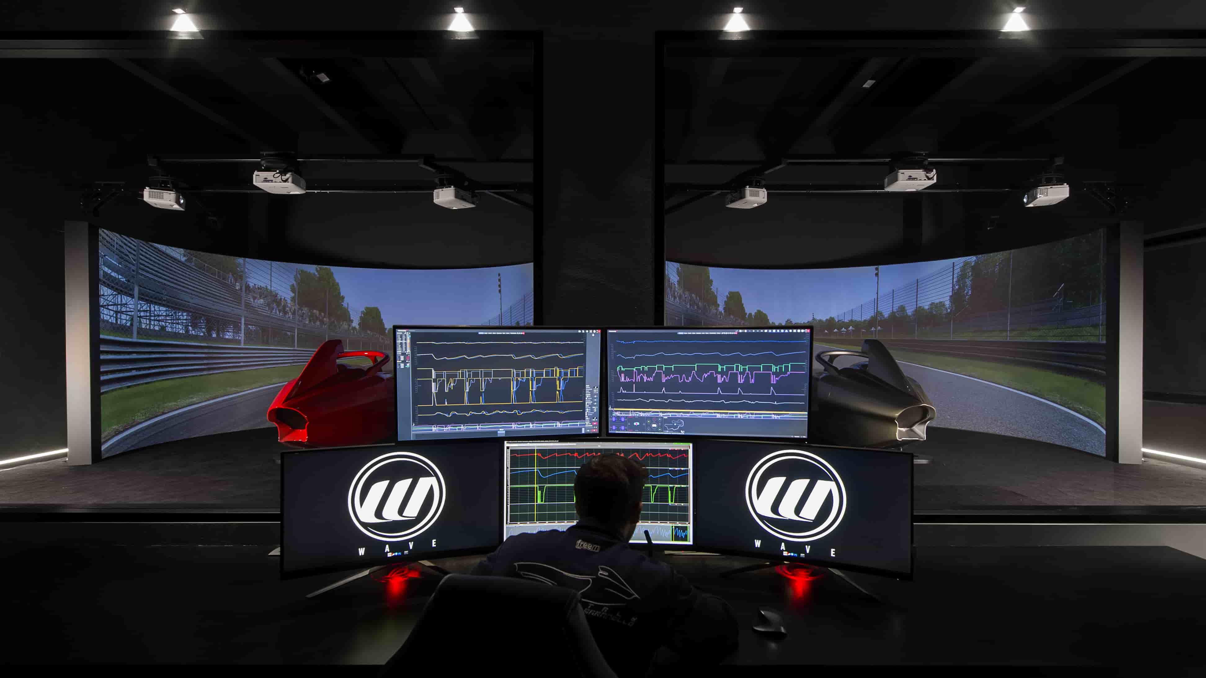 wave italy asus centro simulazione