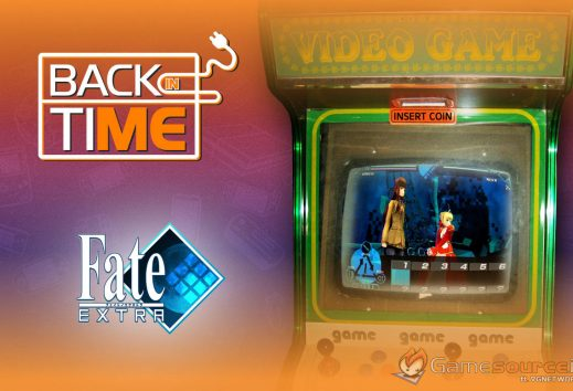 Back in Time - Fate/EXTRA