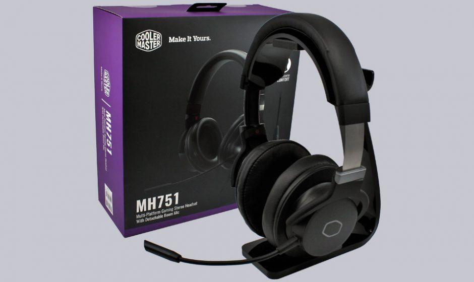 Cooler Master MH-751 - Recensione