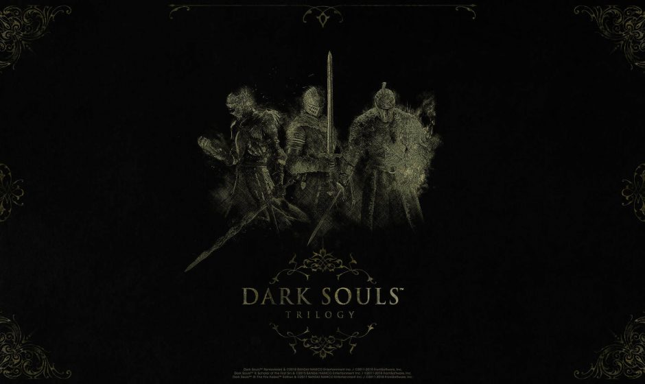 Dark Souls Trilogy disponibile per PlayStation 4 e Xbox One