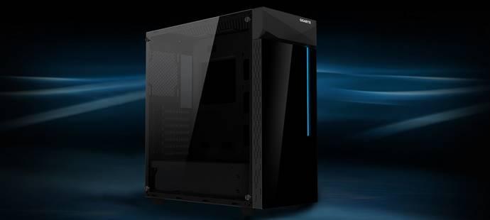 GIGABYTE presenta il case C200 Glass