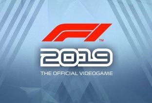 F1 2019: annunciata la data d'uscita