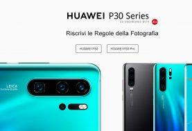 Svelati i nuovi Huawei P30 e P30 Pro