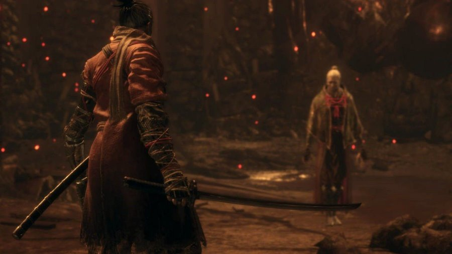 Sekiro: Shadows Die Twice lancio Steam