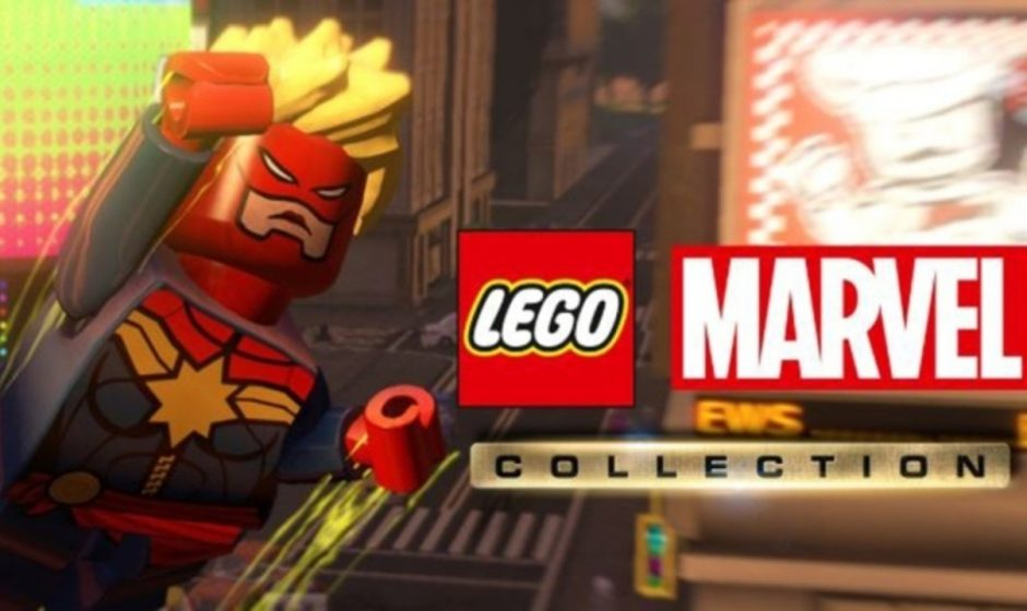 Lego Marvel Collection - Recensione