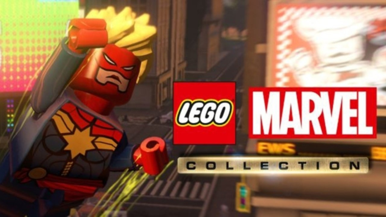 Lego Marvel Collection – Recensione