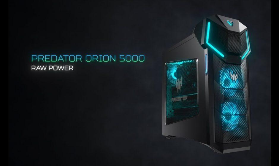 Acer Predator Orion 5000 - Recensione