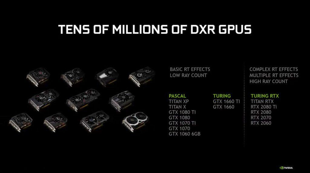 Nvidia nuovo driver per schede GTX