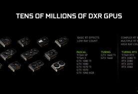 NVIDIA: nuovo driver per ray-tracing su GTX