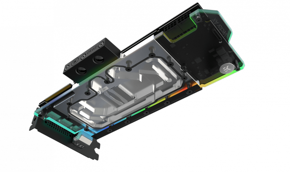 EK: nuovo waterblock per schede grafiche NVIDIA RTX