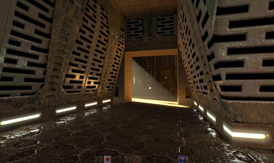 Quake II riprogettazione con ray-tracing