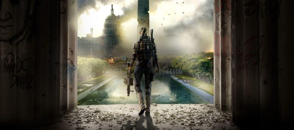 The Division 2 zone contaminate
