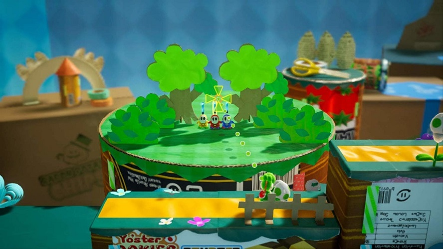 Yoshi's Crafted World - Recensione