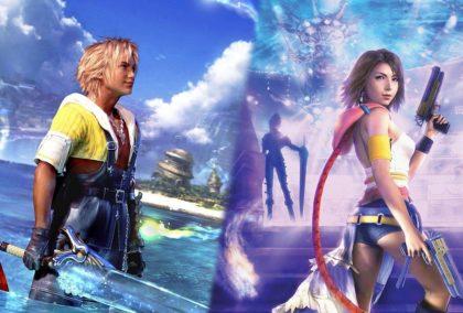 Final Fantasy X e Nintendo Switch: binomio epico